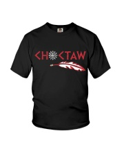 Proud to be Choctaw Youth T-Shirt thumbnail