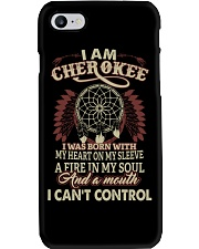 I am Cherokee Phone Case thumbnail