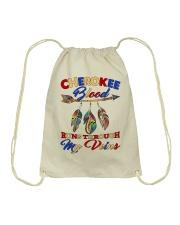 Cherokee Pride Drawstring Bag thumbnail