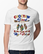 Choctaw Pride Classic T-Shirt lifestyle-mens-crewneck-front-13