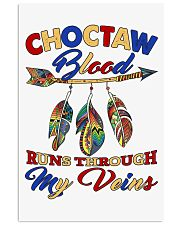 Choctaw Pride Vertical Poster tile