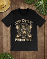 Chickasaw Proud Classic T-Shirt lifestyle-mens-crewneck-front-18