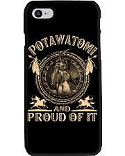 Potawatomi Proud Phone Case thumbnail