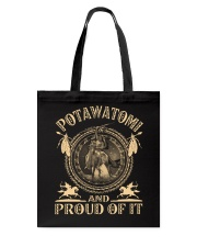 Potawatomi Proud Tote Bag thumbnail