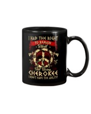 Being Cherokee Mug thumbnail