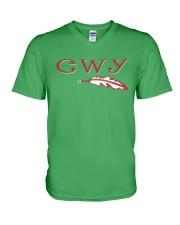 Cherokee and Proud V-Neck T-Shirt thumbnail