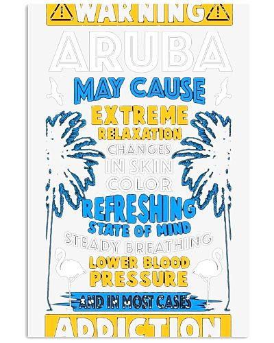 Aruba May Cause Extreme Relaxation T Design