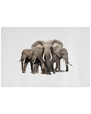 Elephants Cutting Board Rectangle Cutting Board front