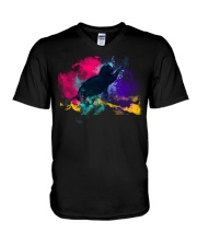 Funny Cat : You Inspire Me  V-Neck T-Shirt thumbnail