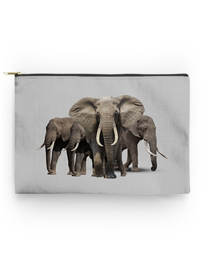 Elephant Accessory Pouch