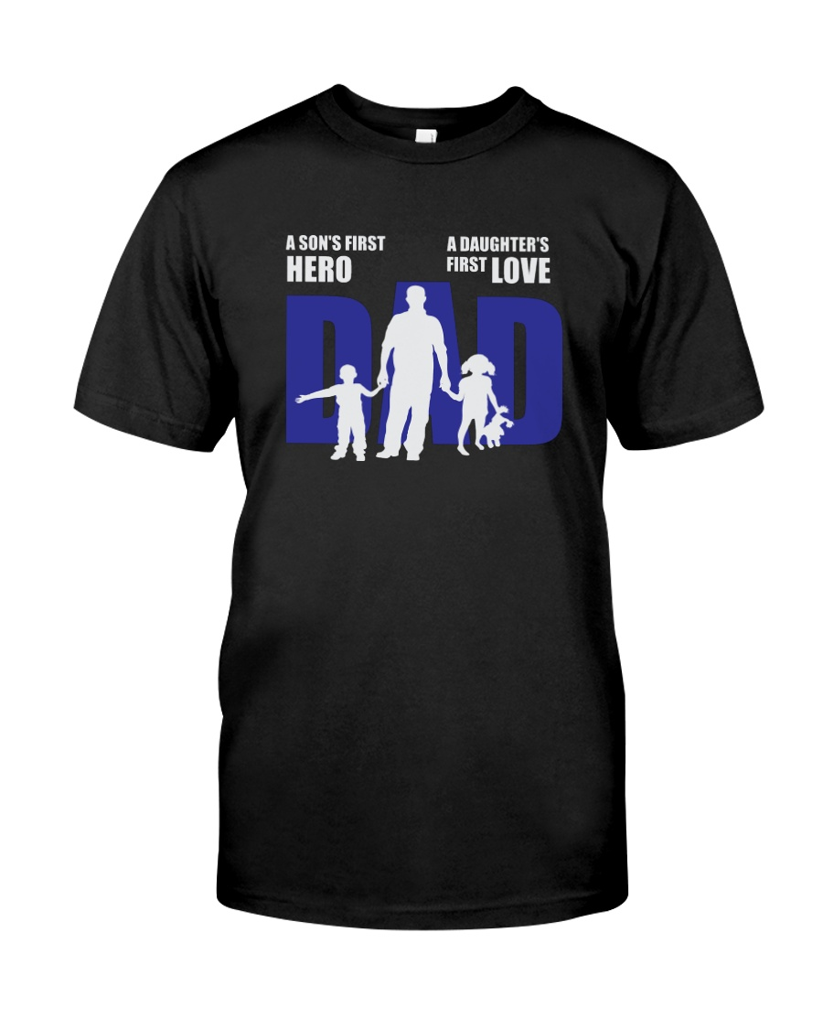 Dad is the son's son Premium Fit Mens Tee