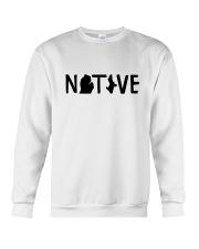 Michigan Native Shirts Crewneck Sweatshirt thumbnail