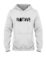 Michigan Native Shirts Hooded Sweatshirt thumbnail