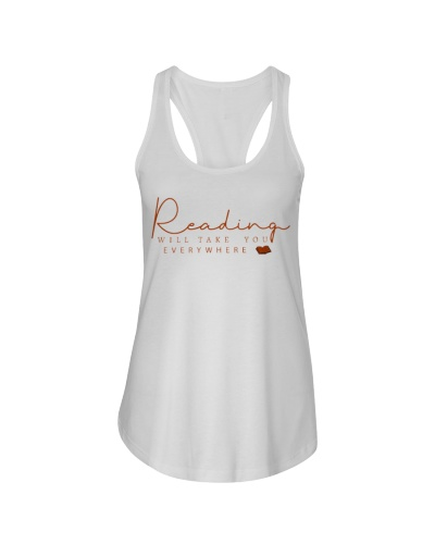 Reading Will Take You Everywhere Tees Book Lover