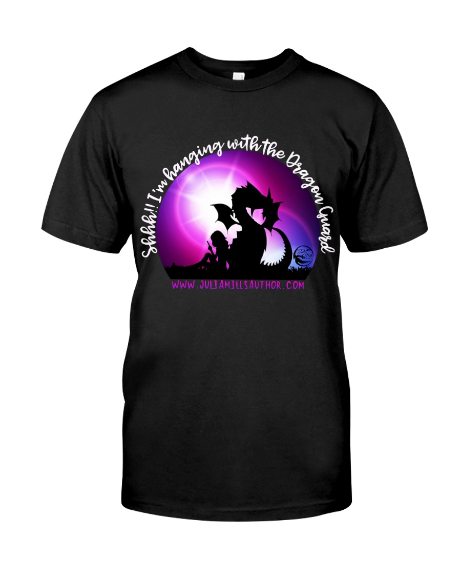 Hang with the Dragon Guard ALL DAY LONG Classic T-Shirt