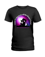 Hang with the Dragon Guard ALL DAY LONG Ladies T-Shirt thumbnail