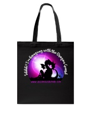 Hang with the Dragon Guard ALL DAY LONG Tote Bag thumbnail