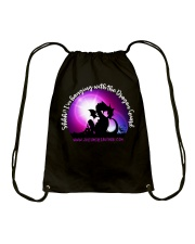Hang with the Dragon Guard ALL DAY LONG Drawstring Bag thumbnail