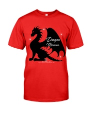 Dragon Momma Classic T-Shirt front