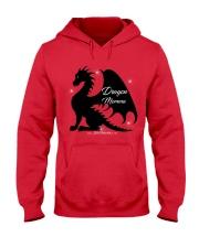 Dragon Momma Hooded Sweatshirt thumbnail