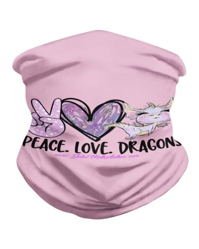PEACE LOVE DRAGONS