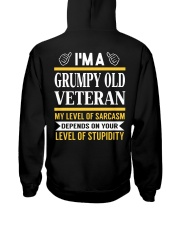 GRUMPY OLD VETERAN Hooded Sweatshirt thumbnail