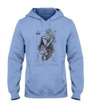 KING AND QUEEN T-SHIRT Hooded Sweatshirt thumbnail