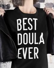 Best doula ever Premium Fit Ladies Tee apparel-premium-fit-ladies-tee-lifestyle-32