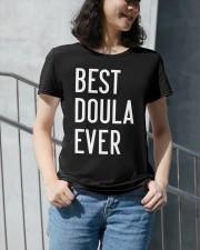 Best doula ever Premium Fit Ladies Tee apparel-premium-fit-ladies-tee-lifestyle-front-34