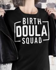 Birth Doula Squad Premium Fit Ladies Tee apparel-premium-fit-ladies-tee-lifestyle-32