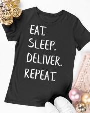 Eat Sleep Doula Repeat Premium Fit Ladies Tee apparel-premium-fit-ladies-tee-lifestyle-14