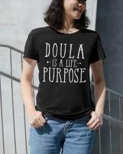 Doula Is My Life Purpose Premium Fit Ladies Tee apparel-premium-fit-ladies-tee-lifestyle-front-34