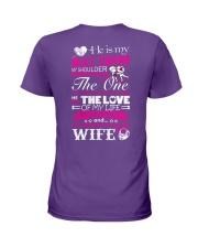 BEST FRIEND - HUSBAND Ladies T-Shirt thumbnail