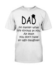 DAD - DAUGHTER Classic T-Shirt thumbnail