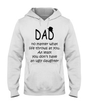 DAD - DAUGHTER Hooded Sweatshirt tile