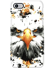 Angry Eagle Phone Case tile
