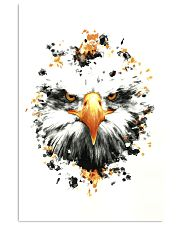 Angry Eagle 16x24 Poster front