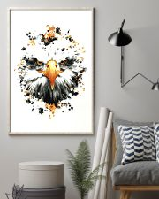 Angry Eagle 16x24 Poster lifestyle-poster-1