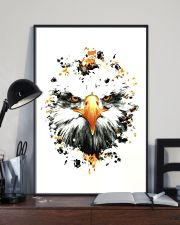 Angry Eagle 16x24 Poster lifestyle-poster-2