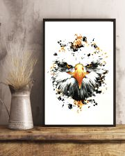 Angry Eagle 16x24 Poster lifestyle-poster-3