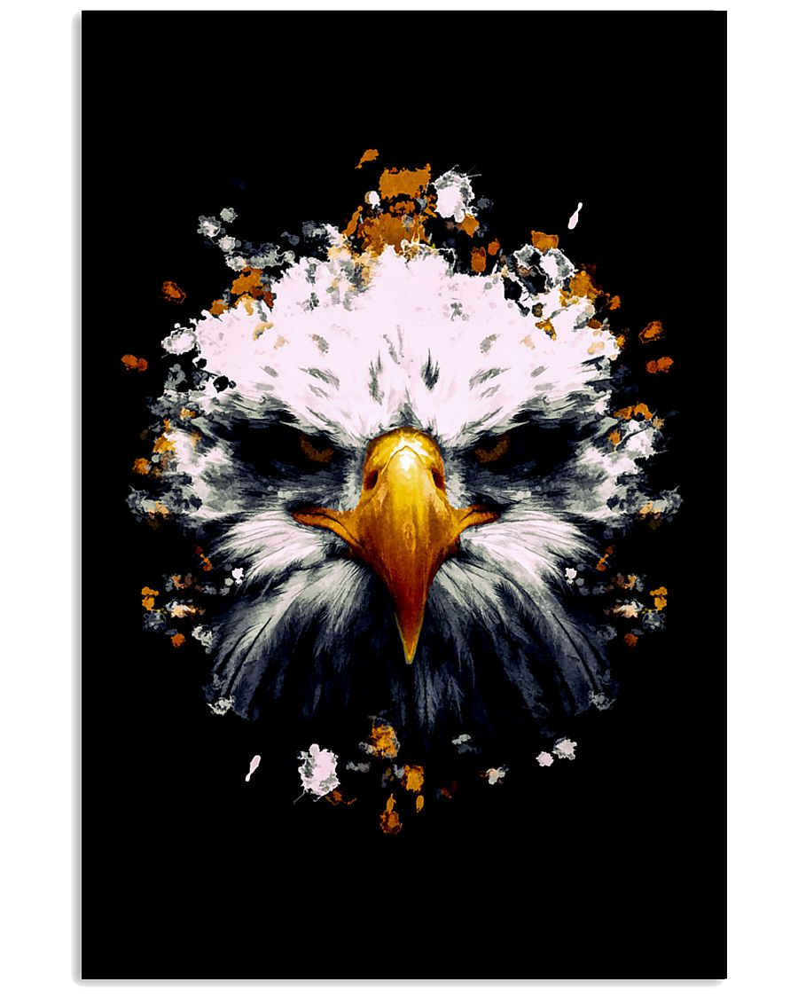 Angry Eagle 11x17 Poster