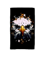 Angry Eagle Hand Towel thumbnail