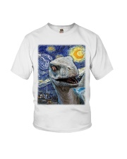 Funny Dinosaur  Youth T-Shirt tile