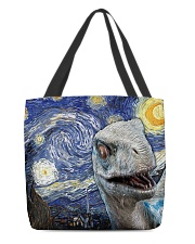 Funny Dinosaur  All-over Tote front
