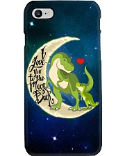 I love you to the moon and back Phone Case thumbnail