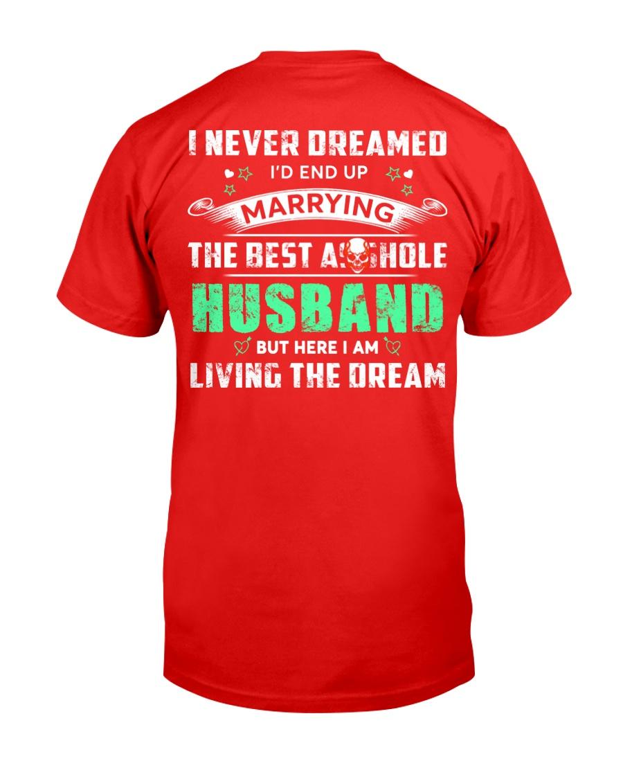 Best Husband Tee Classic T-Shirt