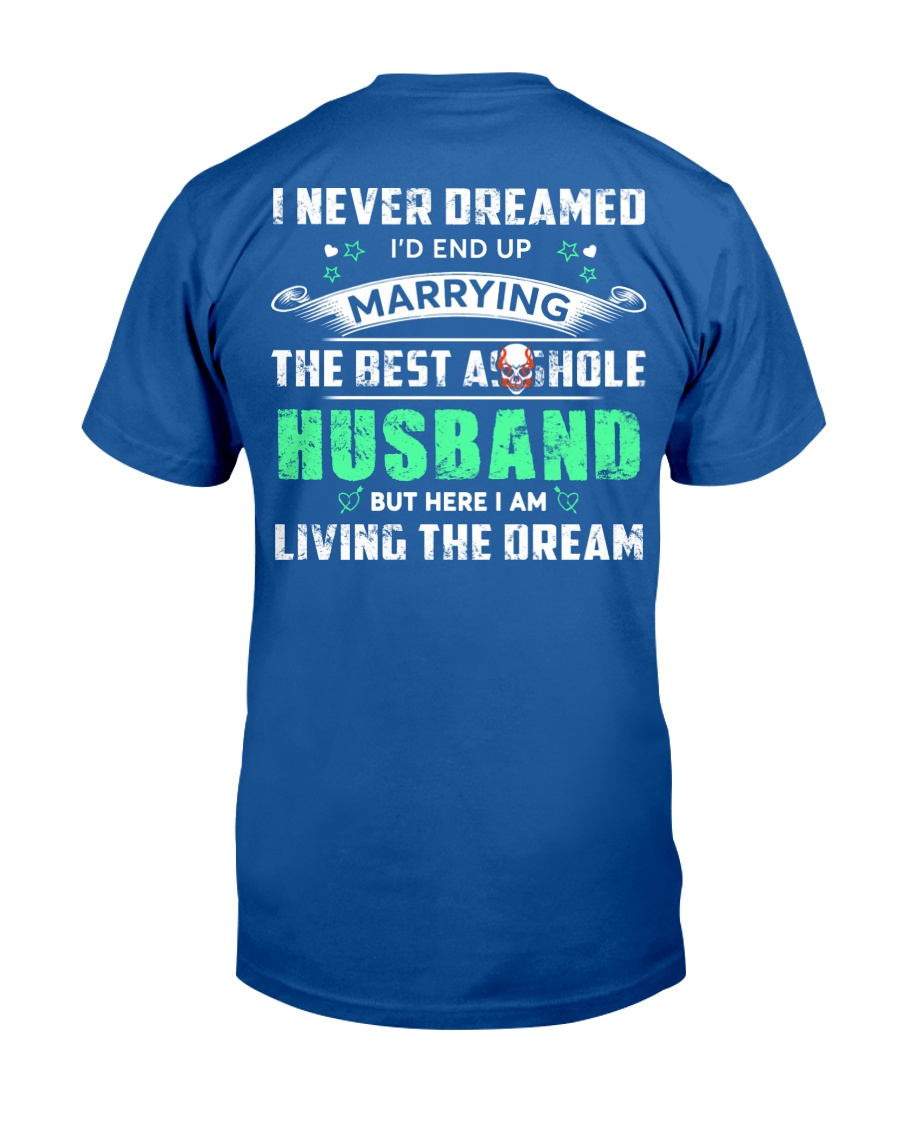 Best Husband Tee Classic T-Shirt
