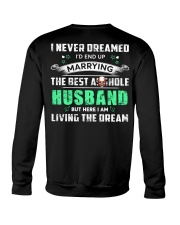 Best Husband Tee Crewneck Sweatshirt thumbnail