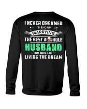 Best Husband Tee Crewneck Sweatshirt thumbnail