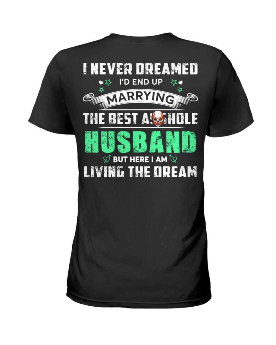 Best Husband Tee Ladies T-Shirt
